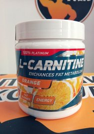 Geneticlab L-carnitine Powder 150 гр со вкусами