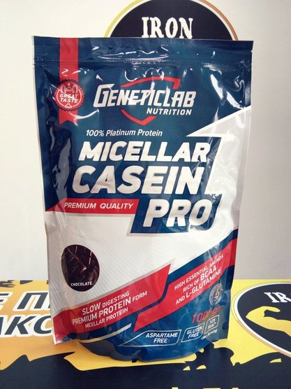 Genetic Lab CASEIN PRO 1 кг