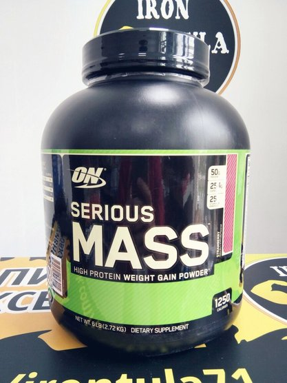 ON Serious Mass 2,73 кг
