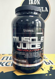 Muscle Juice Revolution 2600 (Ultimate Nutrition) 2.12кг