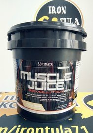 Muscle Juice Revolution 2600 (Ultimate Nutrition) 5040 g