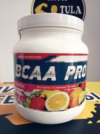 Genetic Lab BCAA Pro 500гр