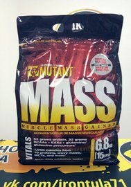 Mutant Mass (Fit Foods) 6.8 кг