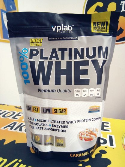 VP Lab 100% Platinum Whey 750 г
