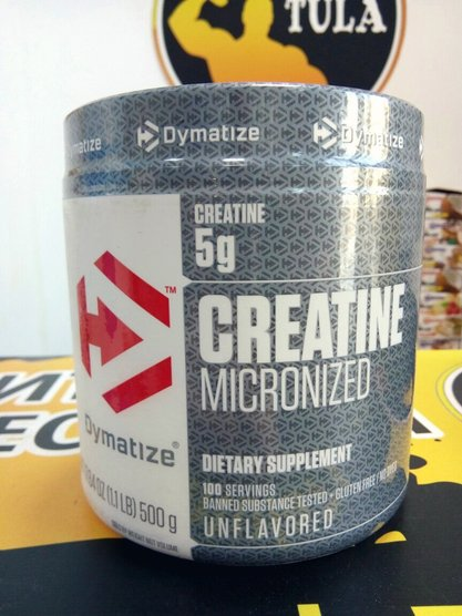 Dymatize Creatine Micronized 500гр