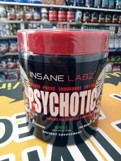 INSANE LABZ PSYCHOTIC 35 порций