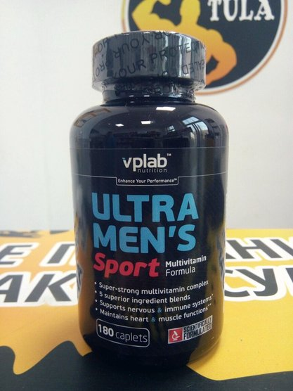 VPLab Ultra Men's Sport 180 каплет