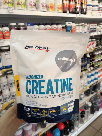 Be First Creatine 1000 гр