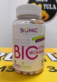 Bionic Nutrition Bio Woman 90 tabs