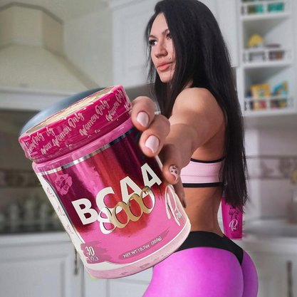 Pink Power BCAA 8000 300 г